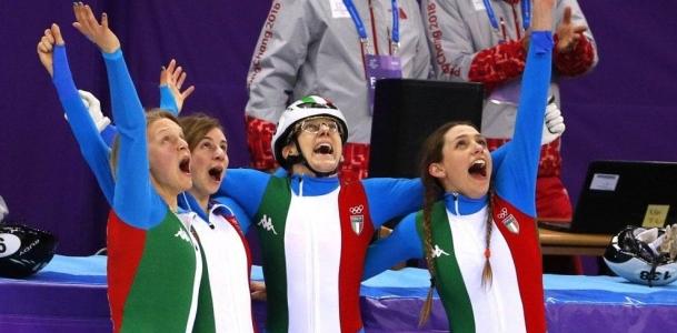 Prima medaglia olimpica a Pinzolo. Cecilia, te la sei proprio meritata!
