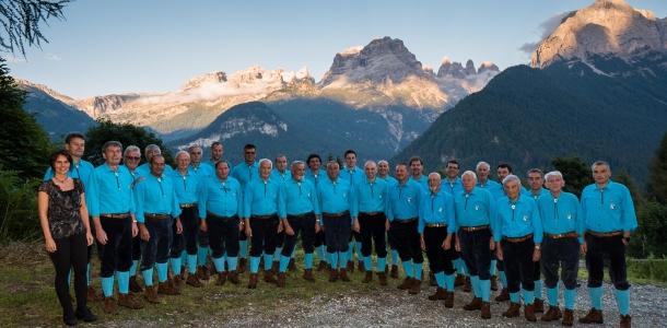 Pinzolo, il Coro Presanella festeggia i suoi primi 70 anni