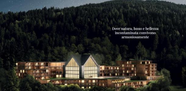 Lefay Resort & SPA Dolomiti aprirà la prossima estate. 14 mesi di lavoro per un'opera colossale