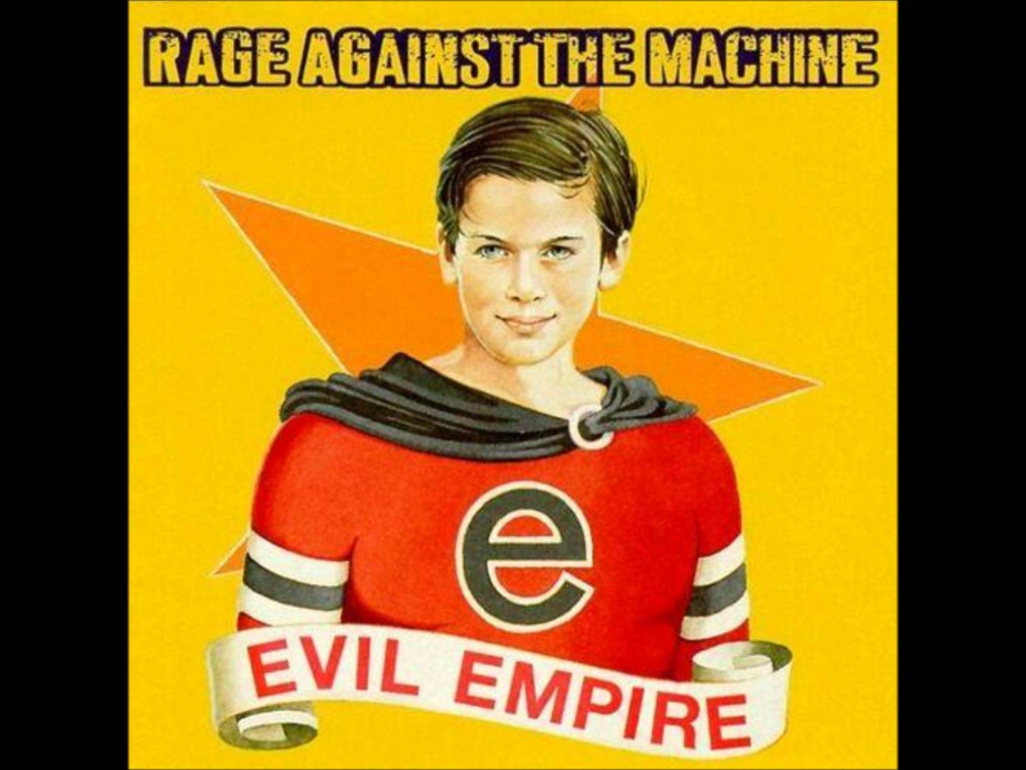 COVER ART - Gli involucri d'arte della musica. RAGE AGAINST THE MACHINE, EVIL EMPIRE – 1997