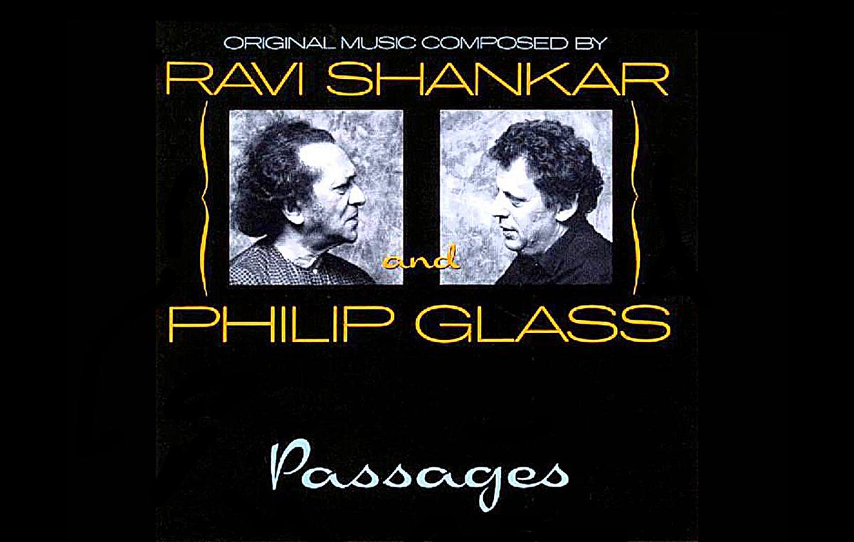 GLASS SHANKAR PASSAGES 1990