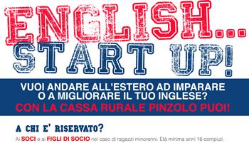 Cassa Rurale Pinzolo iniziativa english-start-up
