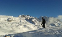 Madonna di campiglio, Spinale, Dolomiti di Brenta, Foto  viviana Mauri