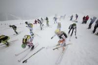 Momenti della gara, ski alp val Rendena 1 - foto modica russo